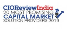 20 Most Promising Capital Market Solution Providers - 2019