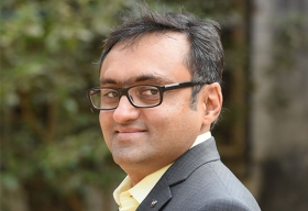 Hemant Mehta, CIO, First Credit Services & Transworld Business Advisors (India)