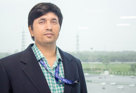 Sushil Kumar Tripathi, AVP - Technology, Kellton Tech