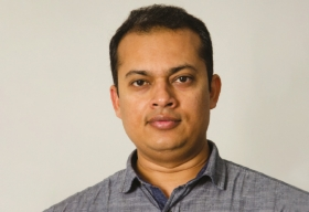 Supriyo Dasgupta, IT Applications Head, Compass Group India