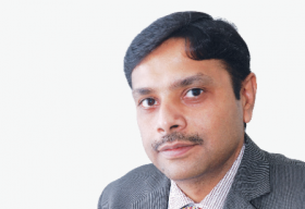 Subhasish Saha, Chief Technology Officer, Apeejay-Surrendra Group